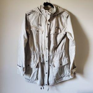 Talula Aritzia Trooper utility Jacket size S